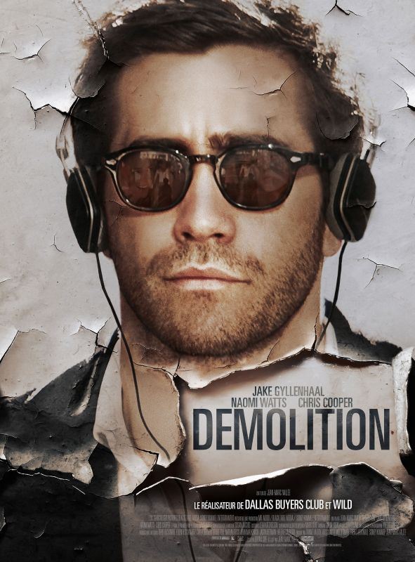 Jaquette du film Demolition