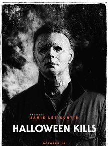 Affiche du film Halloween Kills (2020) de David Gordon Green.