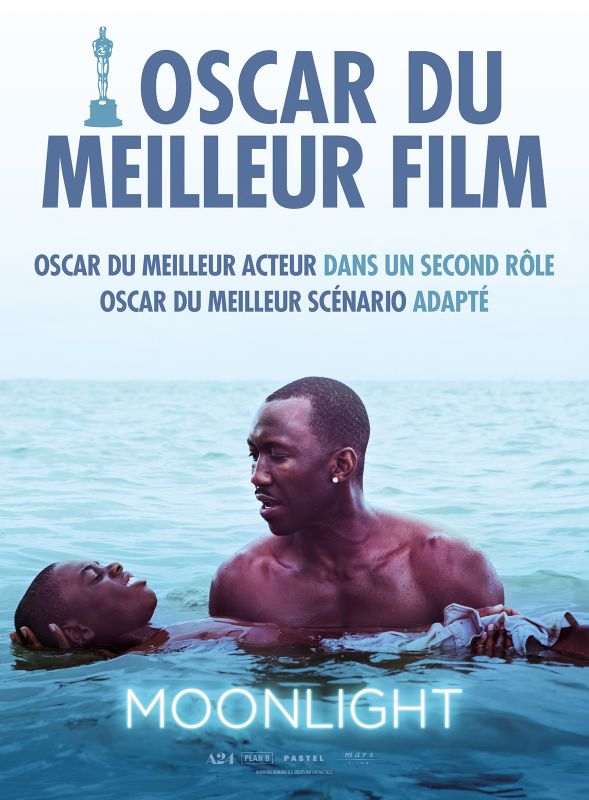 Jaquette du film Moonlight