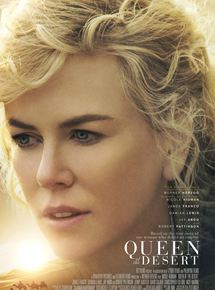 Affiche du film Queen of the Desert