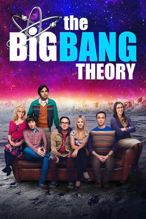 Affiche de la série The Big Bang Theory