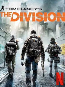 Affiche du film The Division (2020) de David Leitch.