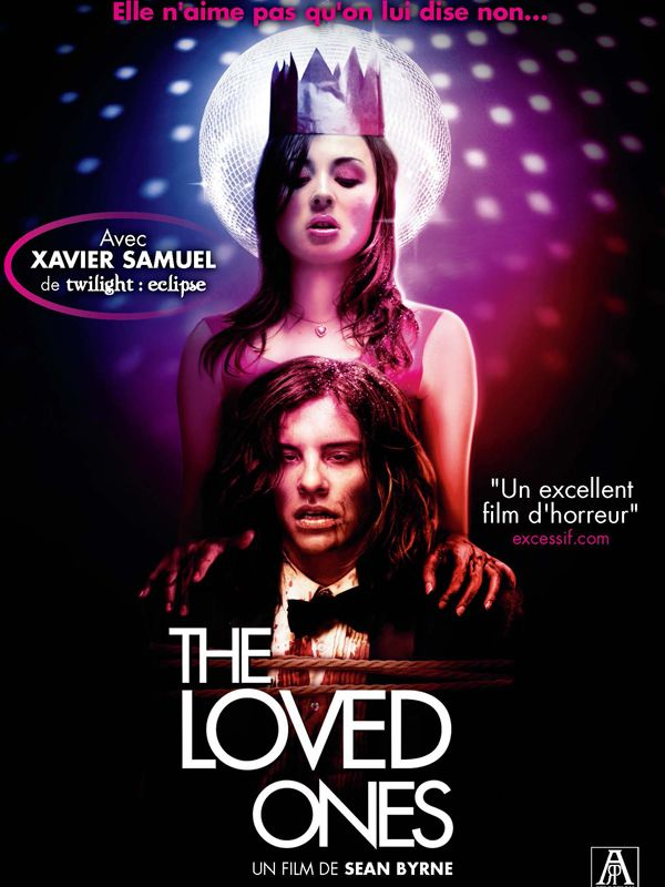 Jaquette du film The Loved Ones