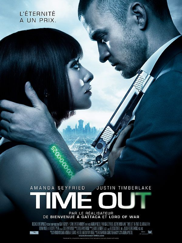 Jaquette du film Time Out